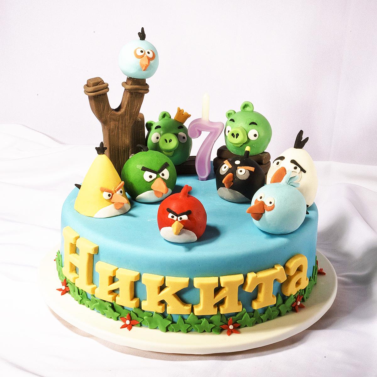 Детские торты на день рождения рецепты