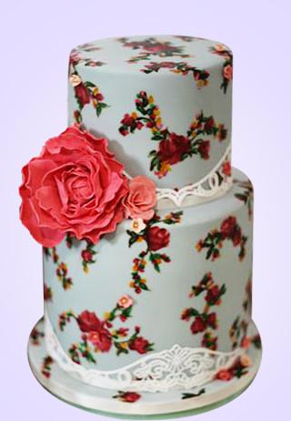 13-svadebnyj-tort-s-rospisyu