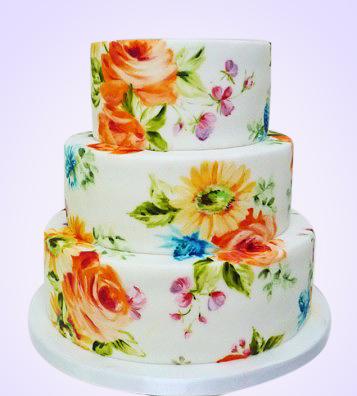 14-svadebnyj-tort-s-rospisyu